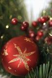 Decoraciones de la Navidad. Fotografía de archivo libre de regalías