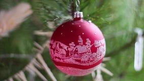 Decoraciones de la Navidad metrajes