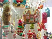 Decoraciones de Navidad Foto de archivo