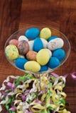 Decoraciones de Pascua Fotos de archivo