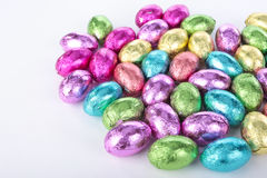 Decoraciones de Pascua Imágenes de archivo libres de regalías