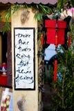 Decoraciones de Tet Foto de archivo