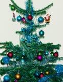 Decoraciones del árbol de navidad 2015 Años Nuevos Imagen de archivo