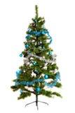 Decoraciones del árbol de navidad 2016 Felices Año Nuevo Foto de archivo