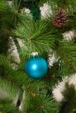Decoraciones del árbol de navidad 2016 Felices Año Nuevo Fotos de archivo libres de regalías