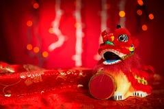 Decoraciones del Año Nuevo chino o del festival de primavera Fotos de archivo
