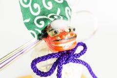 Decoraciones del Año Nuevo de Japón Imagenes de archivo