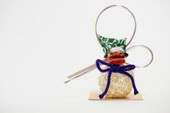 Decoraciones del Año Nuevo de Japón Fotografía de archivo libre de regalías