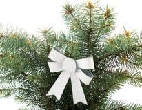 Decoraciones del Año Nuevo y de la Navidad Fotografía de archivo libre de regalías