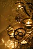 Decoraciones del día de fiesta Imagen de archivo