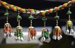 Decoraciones del festival de Diwali Fotografía de archivo