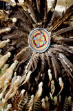 Decoraciones del nativo americano Imágenes de archivo libres de regalías