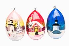 decoraciones del Navidad-árbol Imagen de archivo