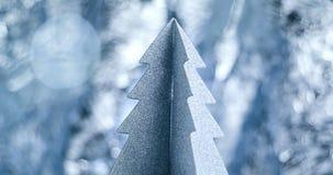 Decoraciones elegantes hermosas de la Navidad Fotografía de archivo libre de regalías