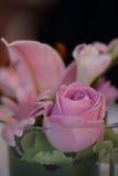 Decoraciones florales Foto de archivo libre de regalías
