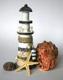 Decoraciones marinas Imagen de archivo libre de regalías
