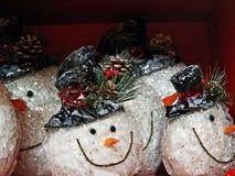 Decoraciones muy felices Foto de archivo libre de regalías