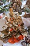 Decoraciones para la Navidad Fotos de archivo