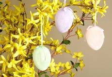 Decoradion de Pascua Fotos de archivo