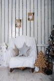 Decorado para o Natal Imagem de Stock Royalty Free
