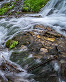 Decorah Iowa Waterfall Royalty Free Stock Photos