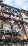 Decoração Alsatian Fotografia de Stock Royalty Free