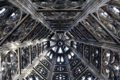 Decoração gótico da torre Fotos de Stock Royalty Free