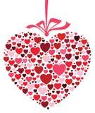 Decoração romântica Imagem de Stock Royalty Free