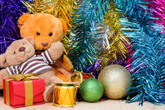 Decorate Christmas Royalty Free Stock Photo