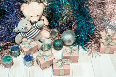 Decorate Christmas Royalty Free Stock Images