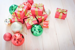 Decorate Christmas Stock Image