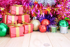 Decorate Christmas Stock Images
