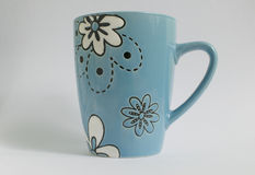 Decorate mug stock image