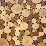 Decorate wood texture background Royalty Free Stock Photography