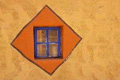 Decorated Basuthu hut Royalty Free Stock Image