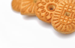 Decorated biscuits closeup Stock Image