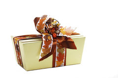 Decorated Box Stock Image