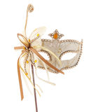 Decorated carnival mask Royalty Free Stock Image