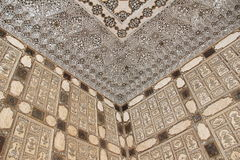 Decorated Ceiling & Wall . Royalty Free Stock Images