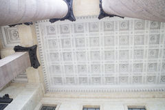 Decorated ceiling Stock Photos