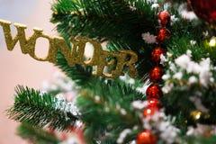 Decorated Chrismas Tree,Pine, New year 2019, chrismas lighs closeup royalty free stock photo