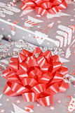 Decorated Christmas Gifts Royalty Free Stock Images