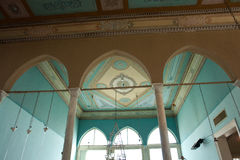 Decorated classical Arabic style house Stock Images