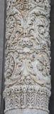 Decorated column in Pisa Stock Images