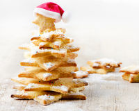 Decorated cookies Royalty Free Stock Photos
