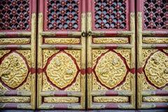 Decorated Door Stock Photos