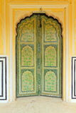 Decorated Door At Wind Palace Stock Image