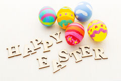 Decorated easter egg Royalty Free Stock Photos