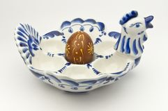 Decorated eggs Royalty Free Stock Photos