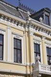 Decorated facade Royalty Free Stock Photos